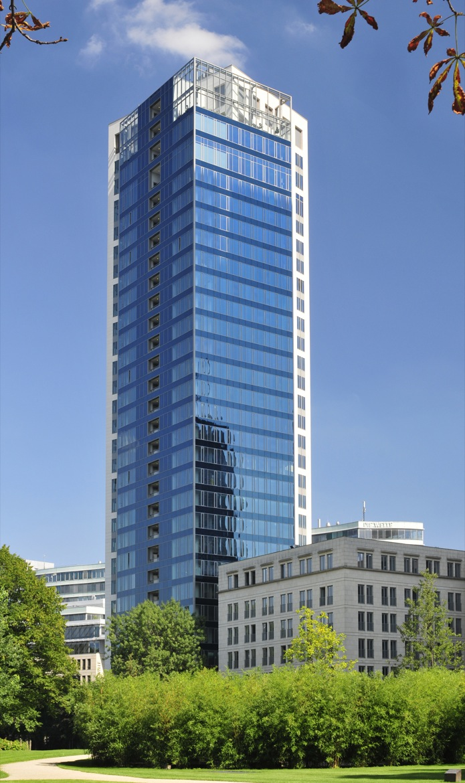 frankfurt am main bockenheimer anlage 44 parktower dietz ag. Black Bedroom Furniture Sets. Home Design Ideas